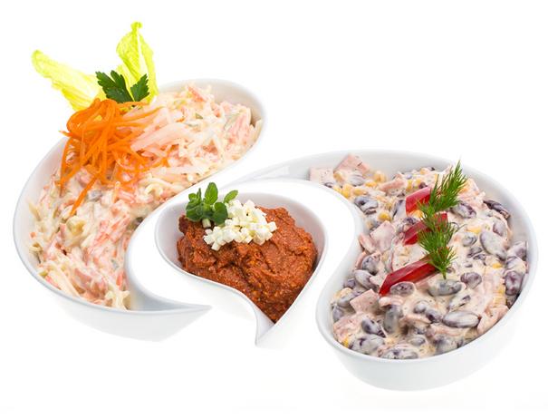 Εξειδικευμένες Σαλάτες