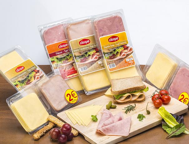 Set Αλλαντικού - Τυριού