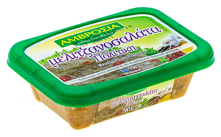 Traditional Aubergine Salad 250 g