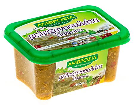 Μελιτζανοσαλάτα Πολίτικη 450gr