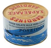 Σαρδέλες ακέφαλες 5,5 kg