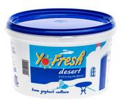 Γιαούρτι Επιδόρπιο Yo Fresh 5kg