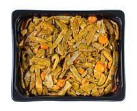 Φασολάκια πλατιά σε ταψί 2,5kg