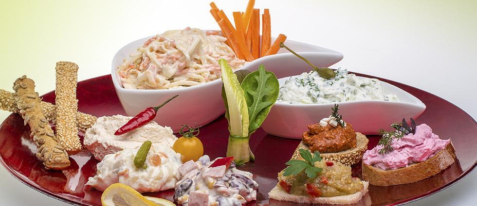 Σαλατες - Salates - Αμβροσία