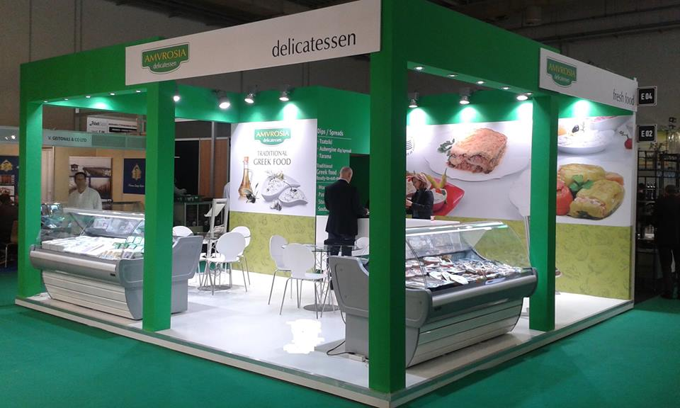 FOOD EXPO GREECE 2015 - Amvrosia